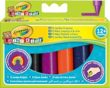 Crayola Mini Kids Wachsstifte Jumbo 8 Stück