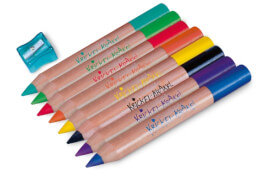 Krickel-Krakel Stiftzwerge mit Anspitzer