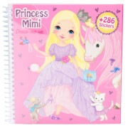 Depesche 8436 Princess Mimi Dress me up - Malbuch