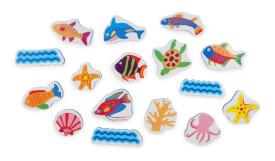 Sticker Meereswelt