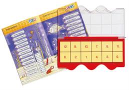 LÜK Mini Lösungsgerät, Lernspielzeug & Schulbedarf, Box ca. 26 x 13 cm, ab 5 Jahren