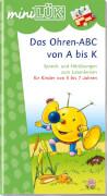 miniLÜK Ohren ABC von A bis K