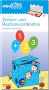 miniLÜK Zahlen- und Rechenverständnis, Lernheft, 29 Seiten, von 6 - 8 Jahren