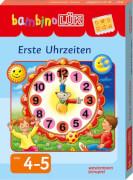 Bambino Lük Set Erste Uhrzeiten ab 4