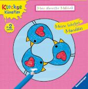 Ravensburger 23318  Malblock - Meine liebsten Mandalas
