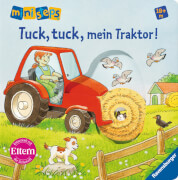 Ravensburger 043422  ministeps® - Tuck, tuck, mein Traktor!