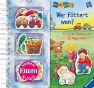 Ravensburger 31631 Wer füttert wen?