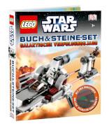 LEGO Star Wars Buch und Steine-Set. Galaktische Verfolgungsjagd