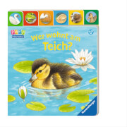 Ravensburger 43545 Bilderbuch: Walentowitz, Wer wohnt am Teich