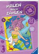 Ravensburger Malen nach Zahlen: Feen, Elfen, Meerjungfrauen -F18 Malbuch