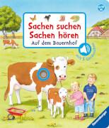 Ravensburger 43734 Sachen suchen, Sachen hören: Auf dem Bauernhof
