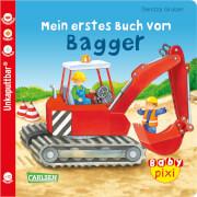 Baby Pixi 60: Mein erstes Buch vom Bagger