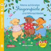 Baby Pixi 72, Meine schönsten Fingerspiele und Mitmachlieder