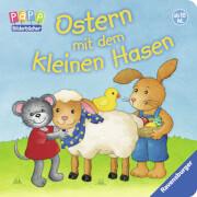 Ravensburger 43485 Bilderbuch: Ostern mit dem kleinen Hasen