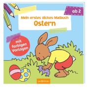 Meine erstes dickes Malbuch Ostern