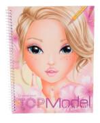 Depesche 6921 Create your TOPModel Make-Up -  Malbuch