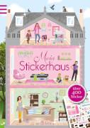 Ars Edition - Mein Stickerhaus, Taschenbuch, 24 Seiten, ab 4 - 6 Jahre
