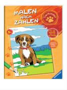 Ravensburger 55855 Malen nach Zahlen: Tierkinder