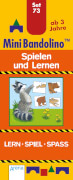 Arena Mini Bandolino - Set 73: Spielen und Lernen