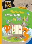 Ravensburger 55586 Tierischer Rätselspaß im Wald