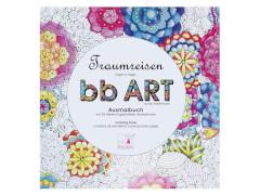 bb Klostermann Malbuch Traumreisen, 38 Illustrationen