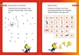 Ravensburger 55990 Buchstabenrätsel zum Lesenlernen (1. Lesestufe)