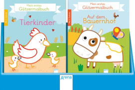 Arena Glitzermalbuch Frühjar 2017, sortiert