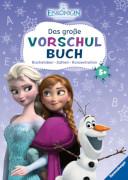 Ravensburger - Die Eiskönigin: Das große Vorschulbuch