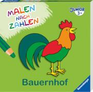 Ravensburger 55777 Malen nach Zahlen junior: Bauernhof