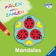 Ravensburger 55522 MnZ junior: Mandalas - F18