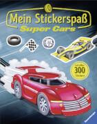 Ravensburger 55734 Mein Stickerspaß: Super Cars - F18