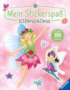 Ravensburger 55735 Mein Stickerspaß: Elfenballett - F18