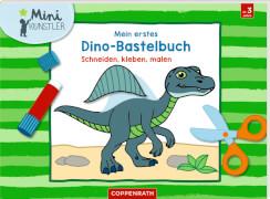 Mein erstes Dino-Bastelbuch (Mini-Künstler)