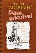 Gregs Tagebuch Band 7 - Dumm gelaufen, ab 10 - 12 Jahre, 224 Seiten