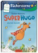 Büchersterne: Naoura, Superhugo startet durch