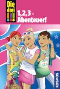 KOSMOS Die drei !!! 1, 2, 3 - Abenteuer inkl. Hörspiel