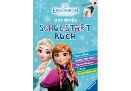 Ravensburger 49047 Die Eiskönigin: Mein großes Schulstartbuch