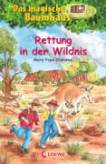 Loewe Das magische Baumhaus - Rettung in der Wildnis, Band 18