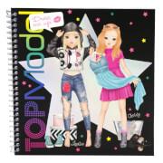 Depesche 7999 TOPModel Dress Me Up Stickerbuch