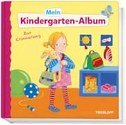Tessloff Mein Kindergarten-Album (Mädchen), gebundene Ausgabe, 16 Seiten, ab 3 Jahren