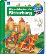 Ravensburger 33280 Wieso? Weshalb? Warum? 11: Wir entdecken die Ritterburg