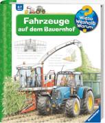 Ravensburger 32864 Wieso? Weshalb? Warum? 57: Fahrzeuge auf dem Bauernhof