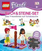 Dorling Kindersley LEGO Friends Buch und Steine-Set