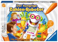 Ravensburger 00706 tiptoi® - Der hungrige Zahlen-Roboter