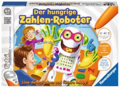 Ravensburger 7066 tiptoi® - Der hungrige Zahlen-Roboter