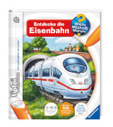 Ravensburger 6410  tiptoi® - Entdecke die Eisenbahn