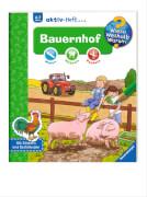 Ravensburger 32690 Wieso? Weshalb? Warum? aktiv-Heft Bauernhof