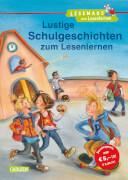Lesemaus Sonderband zum Lesenlernen: Lustige Schulgeschichten, Hardcover, 96 Seiten, ab 6 Jahre