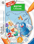 Ravensburger 6403 tiptoi® - Lern mit mir: Mathe 1. Klasse