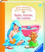 Ravensburger 015528 Baden, kämmen, Pipi machen